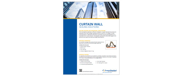Curtain Wall Brochure